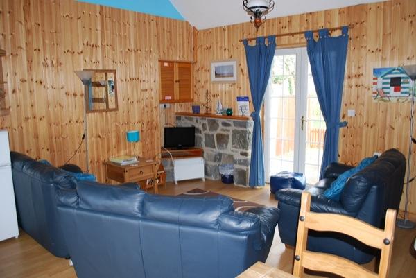 Enlli holiday cottage