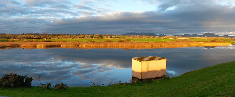 Afonwen Farm panorama